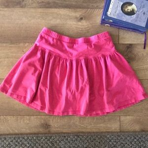 Lands' End Skirt 7+-8+